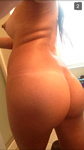 Sent my ass out to all my friends on Snapchat on a dare from my bf. He scre...