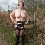 Who'll strip my panties off?