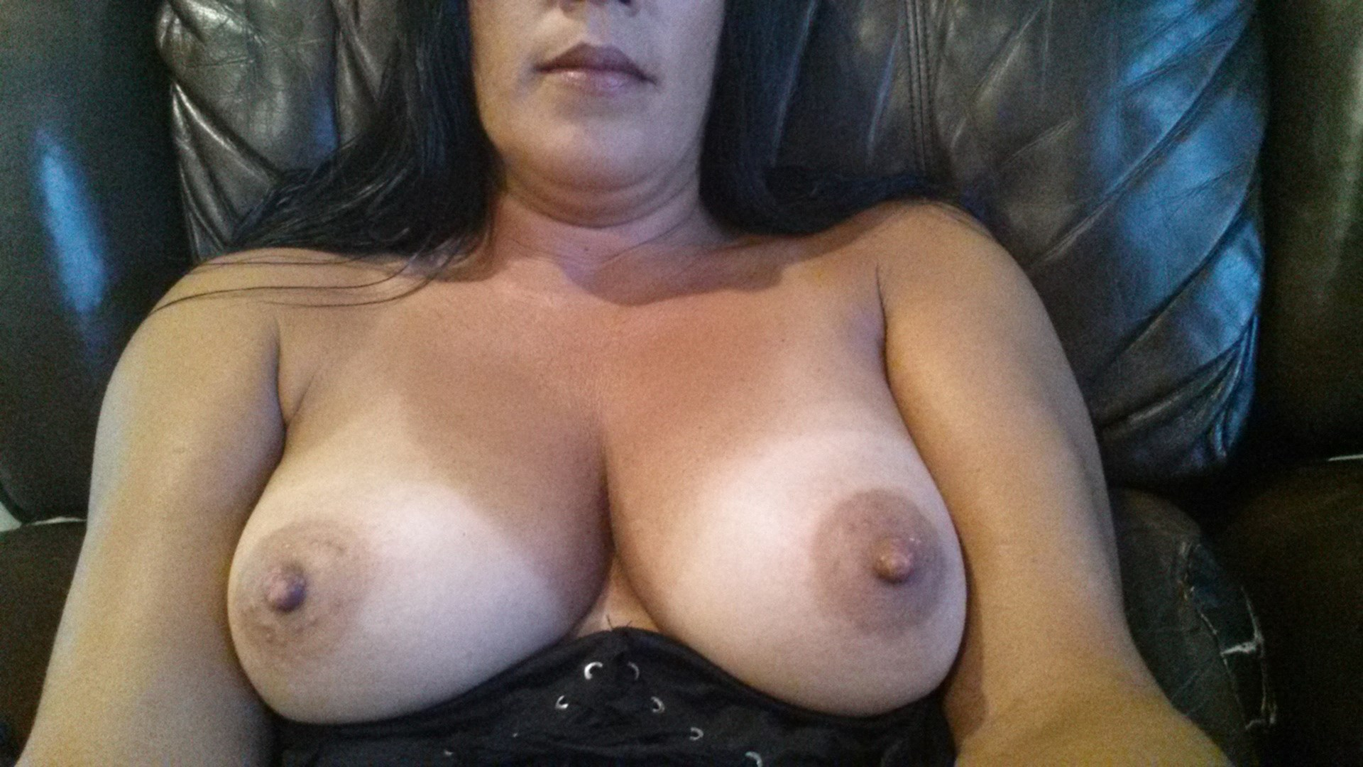 Sexy latina boobs