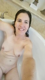 More from the tub