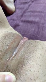 Love to feel him dripping out of me <3