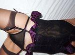dressed for pleasuring...