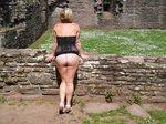In a Castle in Wales