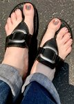 ok... who loves these kinds of sandals with a strap between the toes....???...