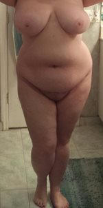 ok, finally braving a full body shot... comments welcome if you're kind! xx...