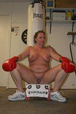 Susan's Workout Shoes