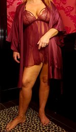 How about this negligee?