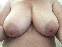 My boobs love the fresh air