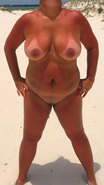 Love a nude beach!