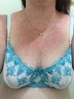 New bra anyone want to help me out of it